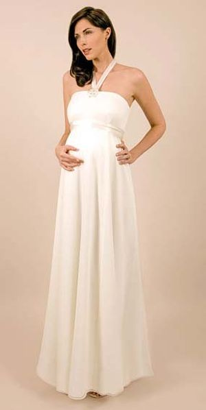 платья, свадебные платья, лето 2010, для беременных, модные