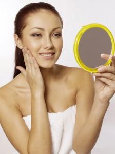 Определить тип кожи